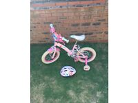 Girls Disney Princess Bike