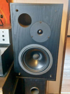 Chamber Bookshelf Speakers