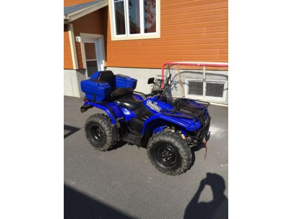 2003 Yamaha Kodiak 400 Ultramatic