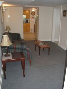 Central, Clean, Quiet, Furnished 1 Bedroom for Rent - May 15