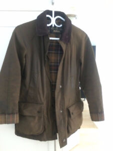 Barbour Classic olive Beadnell jacket