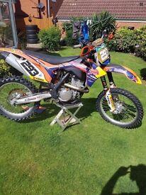 2011 ktm sxf 350 motocross