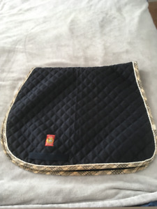 Baker saddle pads