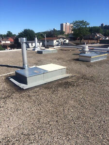 Flat Roof leaking? Let us help you, protect your investment! London Ontario image 5