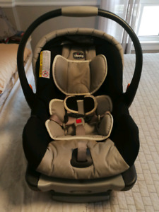 Chicco KeyFit (2012) - Gently Used