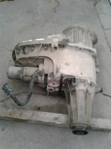 GMC ENVOY transfer case