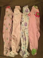 9-12 month jammies