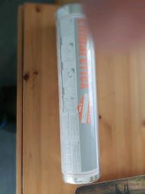 Insulating and reflective radiatorfoil
