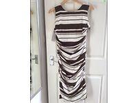 Dolce and Gabbana Silk Dress SIZE 46-