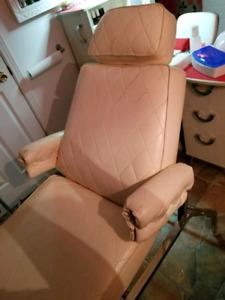 Chaise esthetique