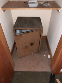 Vintage security safe Bramah of London