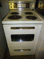 FAPO: 24 inch Kenmore apartment sized stove