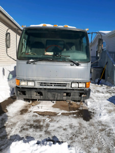 Furnace cleaning truck or business