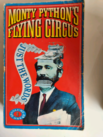 MONTY Pythons Flying Circus Book
