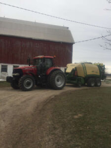 1 st cut HAY Bales FOR SALE and Custom Baling