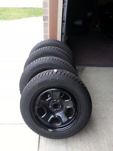 SNOW TIRES FOR LINCOLN OR EDGE FOR SALE