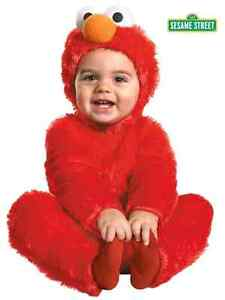 EUC Elmo costume