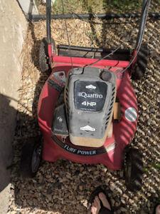 Lawn mower - gas