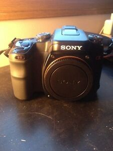 Sony dslr a100 for sale!
