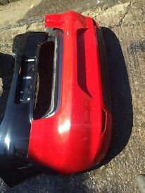 Genuine seat Ibiza rear bumper can post other parts available