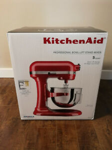 KitchenAid Prof. Bowl-Lift Stand Mixer / 5Qt / 450-Watt