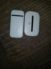 Wifi dongle x2