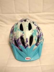 Kids BELL bike helmets