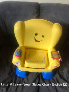 Baby Toy - Chair