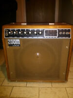 60W Vintage Tube Amp by Zoom Aidean