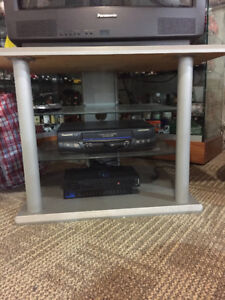TV STAND (COMES WITH TV)