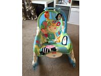Fisher Price Baby-toddler chair