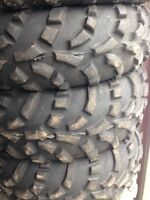 ATV TIRES / RIMS