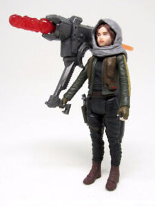 Jyn Erso Star Wars Action Figure