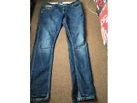 Mens superdry jeans
