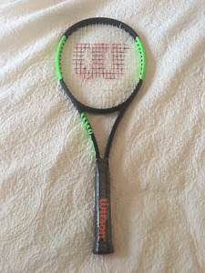 Brand New Wilson Blade 98S Countervail Racket 18x16