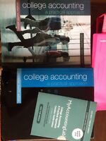 College accounting ACC 145