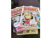 Beano & Dandy Comics