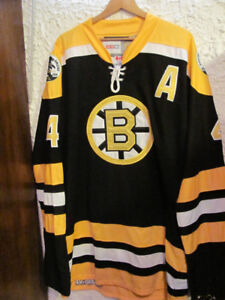 Bobby Orr #4 Boston Jersey