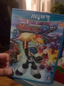 BRAND NEW SEALED COPY OF MIGHTY NO. 9 FOR WII U $15