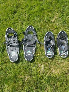 Mens and Womens Snowshoes