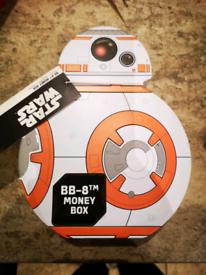 Star wars money box new
