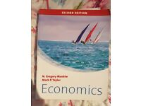Economics - N. Gregory Mankiw and Mark P. Taylor