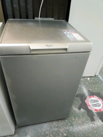 Whirlpool small chest freezer with 3 months warranty at Recyk Applianc