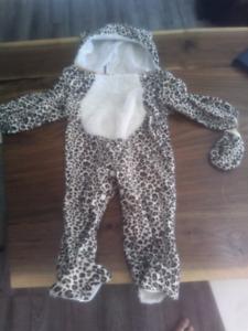 12-24 Leopard Halloween costume