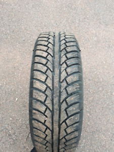 225/65/17 Studded winter tires!!!