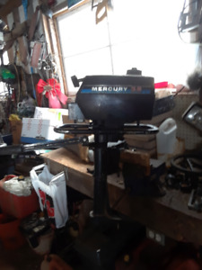 3.6 hp outboard motor