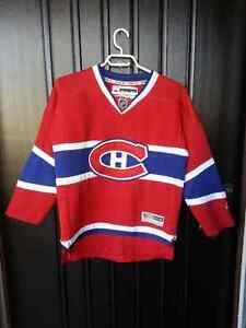 Montreal CANADIENS Habs jersey YOUTH Windsor Region Ontario image 1