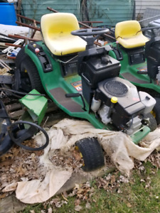 John Deere STX parts - Multiple tractors