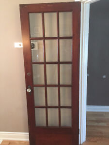 Antique French Doors