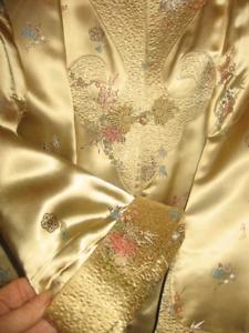 NEW CHINESE DRESS w Matching coat